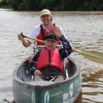 99th Birthday Gift – Canoe Ride on The Milwaukee