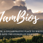 JamBios – A Collaborative Place To Write and Save the Stories of Your Life