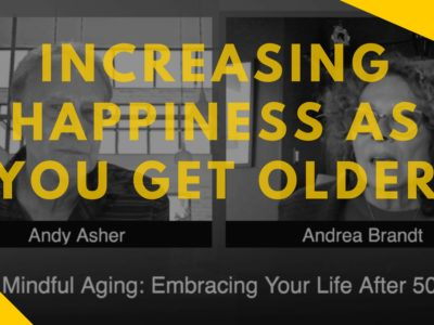 Increasing Happiness After 50