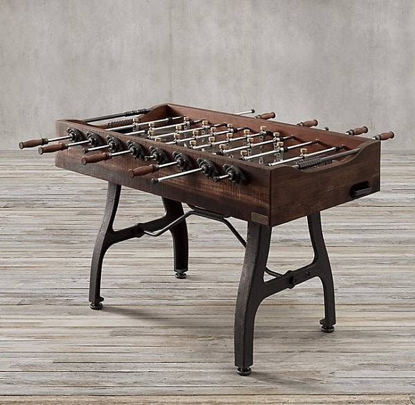 Foosball Is A Game Table Which Is Around Us For Quite Some Time. It Is One  Of The Games On The List That Will Definitely Keep Your Adrenaline High.