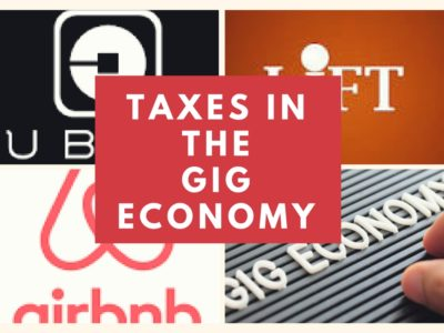 4 Ways to Make Gig Work Less Taxing