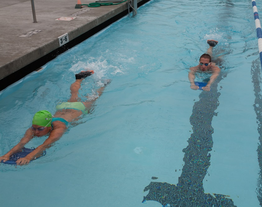 Benefits of Aging Swim Lessons
